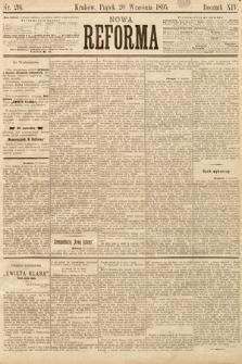 Nowa Reforma. 1895, nr216
