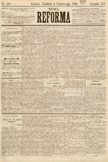 Nowa Reforma. 1895, nr230