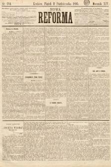 Nowa Reforma. 1895, nr234