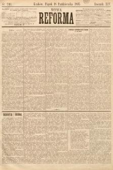 Nowa Reforma. 1895, nr240