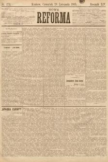 Nowa Reforma. 1895, nr274
