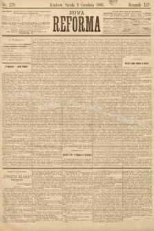 Nowa Reforma. 1895, nr279