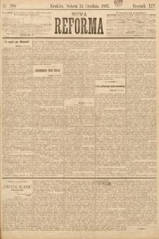 Nowa Reforma. 1895, nr288