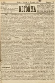 Nowa Reforma. 1897, nr208