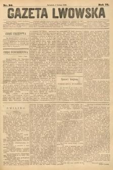 Gazeta Lwowska. 1883, nr 26
