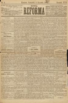 Nowa Reforma. 1898, nr4