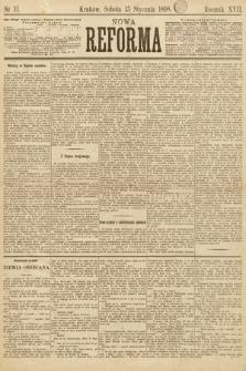 Nowa Reforma. 1898, nr11