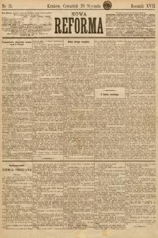 Nowa Reforma. 1898, nr15