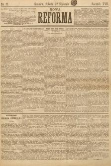 Nowa Reforma. 1898, nr17
