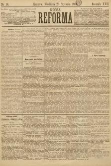 Nowa Reforma. 1898, nr18