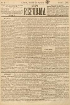 Nowa Reforma. 1898, nr19