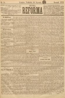 Nowa Reforma. 1898, nr24