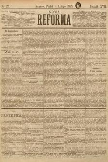 Nowa Reforma. 1898, nr27