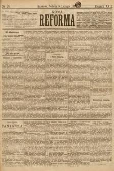 Nowa Reforma. 1898, nr28