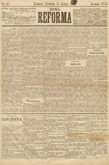 Nowa Reforma. 1898, nr35
