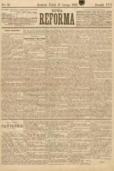 Nowa Reforma. 1898, nr39