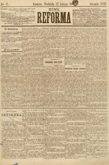 Nowa Reforma. 1898, nr47