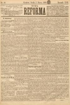 Nowa Reforma. 1898, nr49