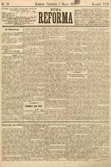 Nowa Reforma. 1898, nr50