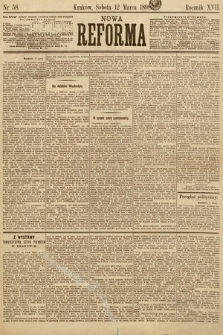 Nowa Reforma. 1898, nr58