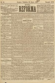 Nowa Reforma. 1898, nr65