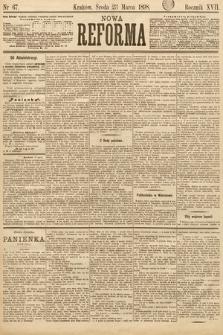 Nowa Reforma. 1898, nr67
