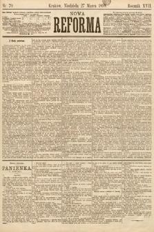 Nowa Reforma. 1898, nr70