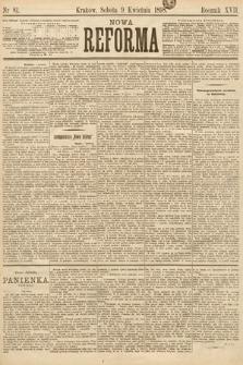 Nowa Reforma. 1898, nr81
