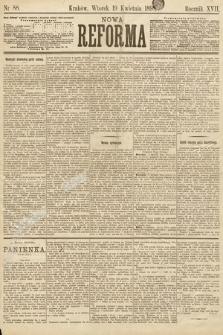 Nowa Reforma. 1898, nr88