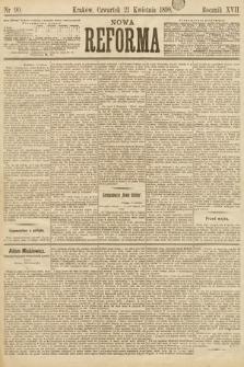 Nowa Reforma. 1898, nr90