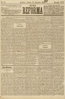 Nowa Reforma. 1898, nr92
