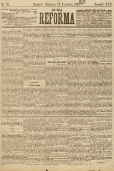 Nowa Reforma. 1898, nr93