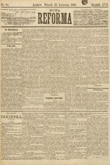 Nowa Reforma. 1898, nr94