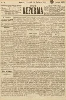 Nowa Reforma. 1898, nr96