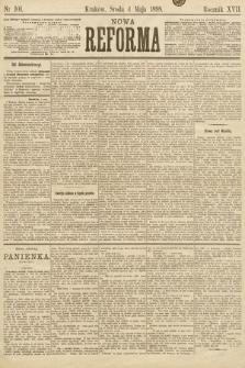 Nowa Reforma. 1898, nr101