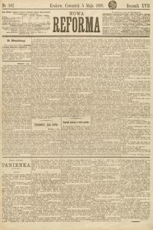 Nowa Reforma. 1898, nr102