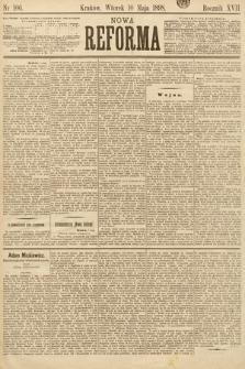 Nowa Reforma. 1898, nr106