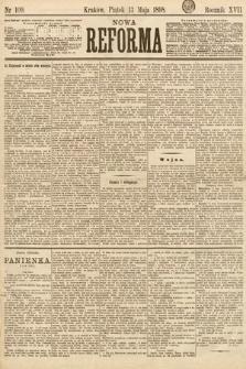 Nowa Reforma. 1898, nr109