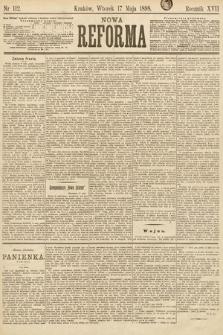 Nowa Reforma. 1898, nr112