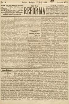 Nowa Reforma. 1898, nr116