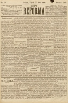 Nowa Reforma. 1898, nr120