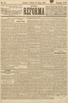 Nowa Reforma. 1898, nr121