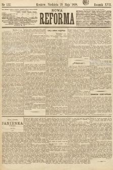 Nowa Reforma. 1898, nr122