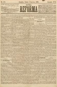 Nowa Reforma. 1898, nr123