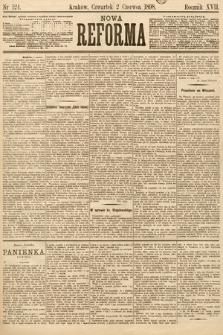 Nowa Reforma. 1898, nr124