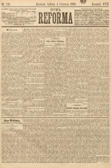 Nowa Reforma. 1898, nr126