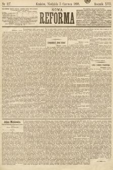 Nowa Reforma. 1898, nr127