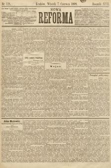 Nowa Reforma. 1898, nr128