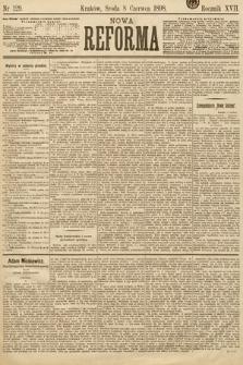 Nowa Reforma. 1898, nr129