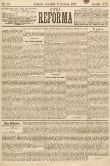 Nowa Reforma. 1898, nr130
